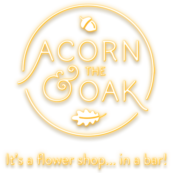 Acorn and the Oak.  It's a flower shop... in a bar!